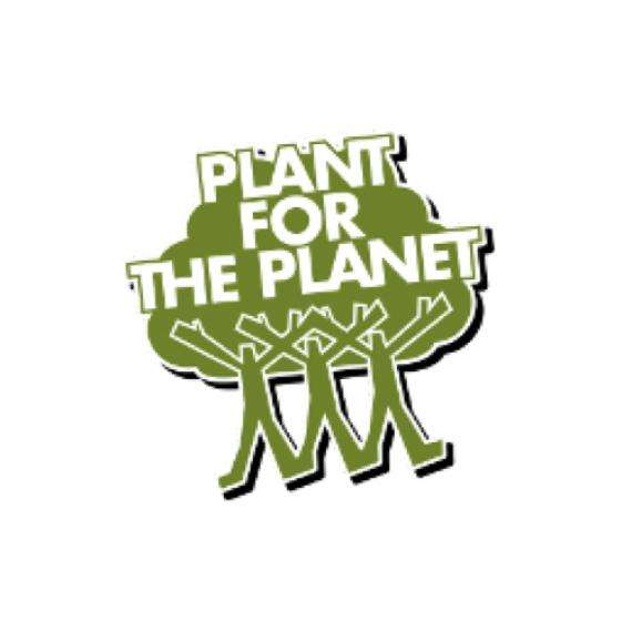 Logo Plant for planet